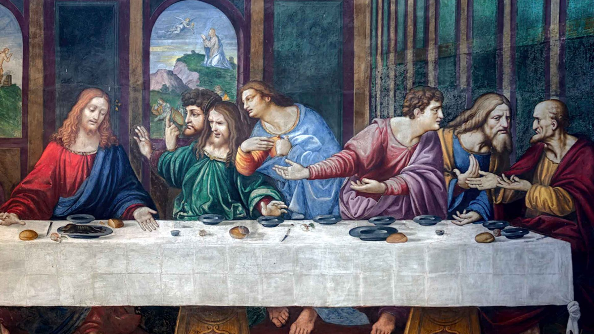 Copies and Derivations of the Last Supper