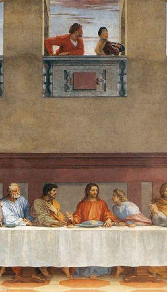 Copie e derivazioni della cena