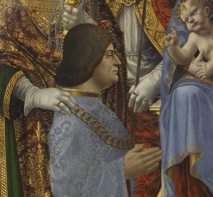 Ludovico il Moro, <br>duca di Milano