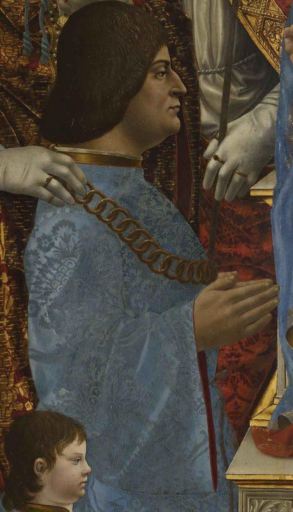 Ludovico <br> il Moro <br> Duke of Milano