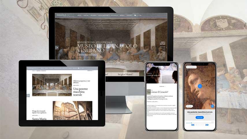 Premio Gianluca Spina: menzione d'onore per il Museo del Cenacolo Vinciano