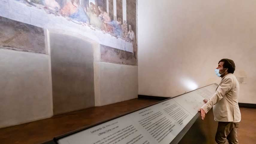 The Museo del Cenacolo Vinciano reopens its doors to the public!