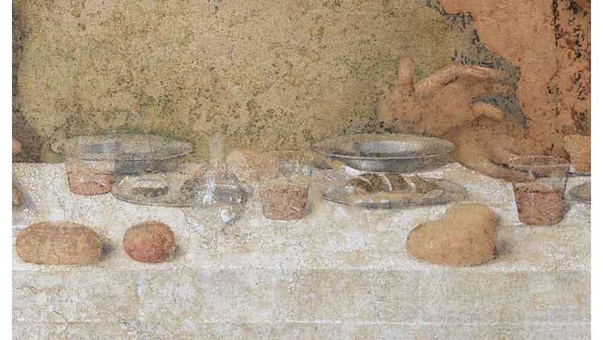 A tavola con Leonardo
