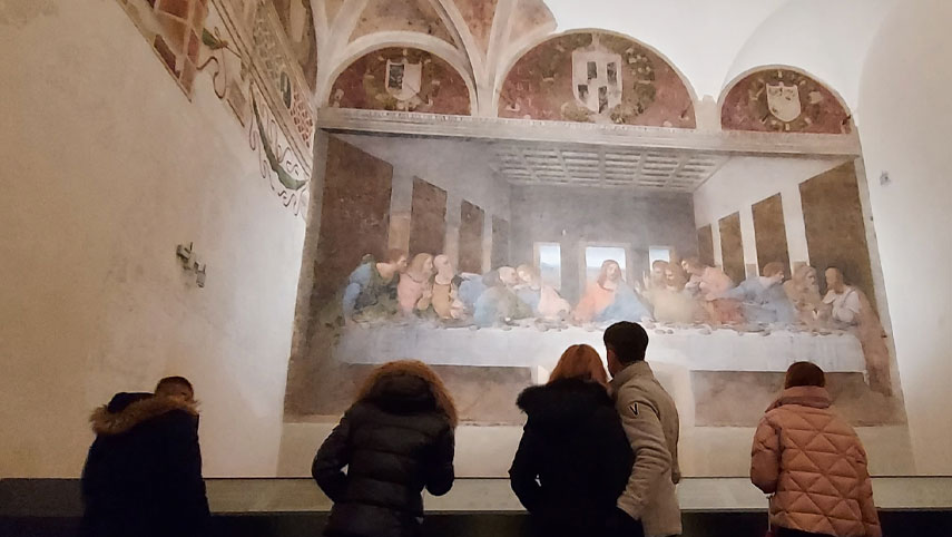 The Museo del Cenacolo Vinciano reopens to the public again