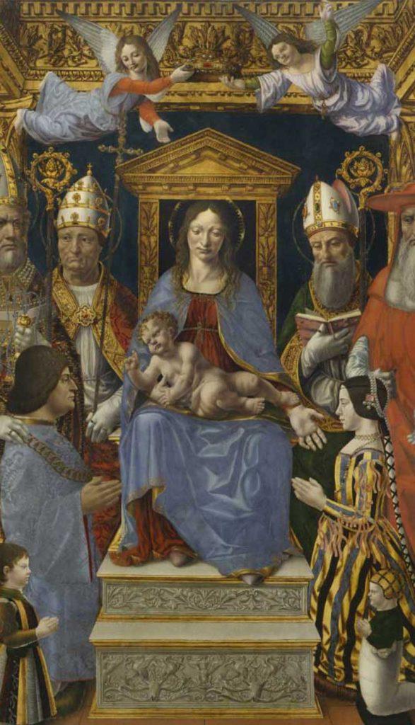 Milano, Leonardo <br> e gli Sforza